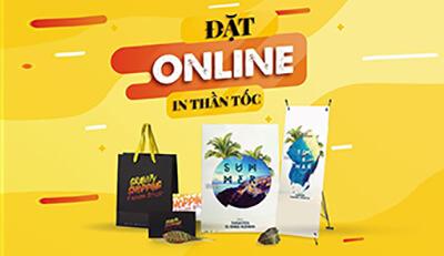 Đặt hàng online - miễn phí giao hàng