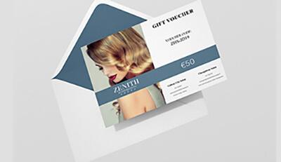 Bí quyết in ấn voucher tăng doanh thu hiệu quả cho salon chăm sóc tóc
