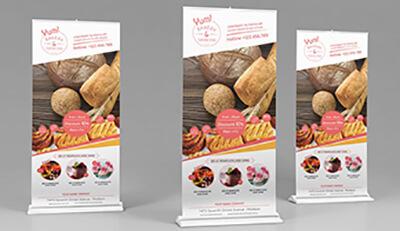 Bí quyết thiết kế và in ấn băng rôn hiệu quả cho tiệm bánh