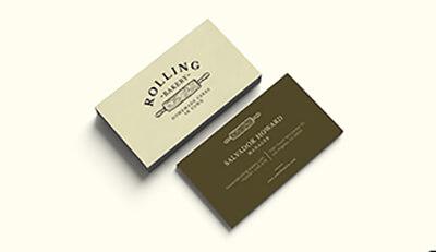 4 bí quyết bạn nhất định phải biết khi in ấn name card cho tiệm bánh