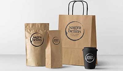 Những lưu ý khi thiết kế và in ấn túi giấy cho quán cà phê