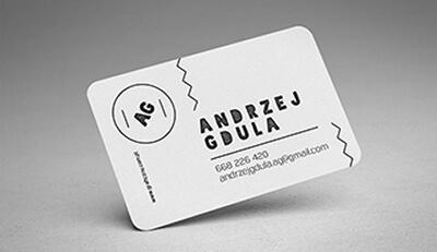 Thiết kế và in ấn name card ấn tượng cho shop thời trang