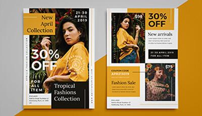 Bí quyết in ấn tờ rơi thu hút khách hàng cho shop thời trang