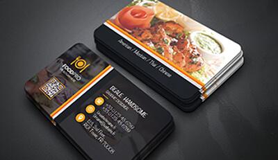 In name card mang lại hiệu quả cao cho nhà hàng, quán ăn