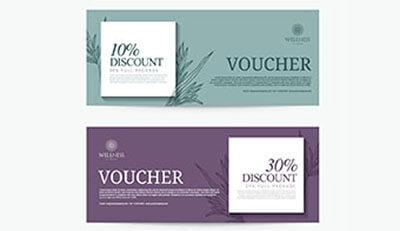 Voucher và lợi ích không thể ngờ tới khi in ấn voucher cho spa, thẩm mỹ viện