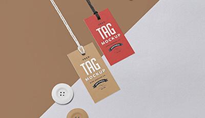 In tag treo quần áo sáng tạo và đẹp mắt với Thế giới in ấn