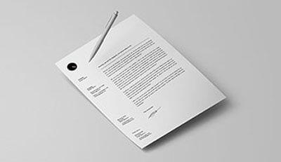 Những điều cần lưu ý khi in ấn Giấy tiêu đề (Letter Head)