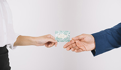 Văn hóa trao và nhận Danh thiếp, Name card, Business Card