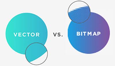 Ảnh Vector và bitmap là gì? In ấn nên sử dụng loại ảnh nào?