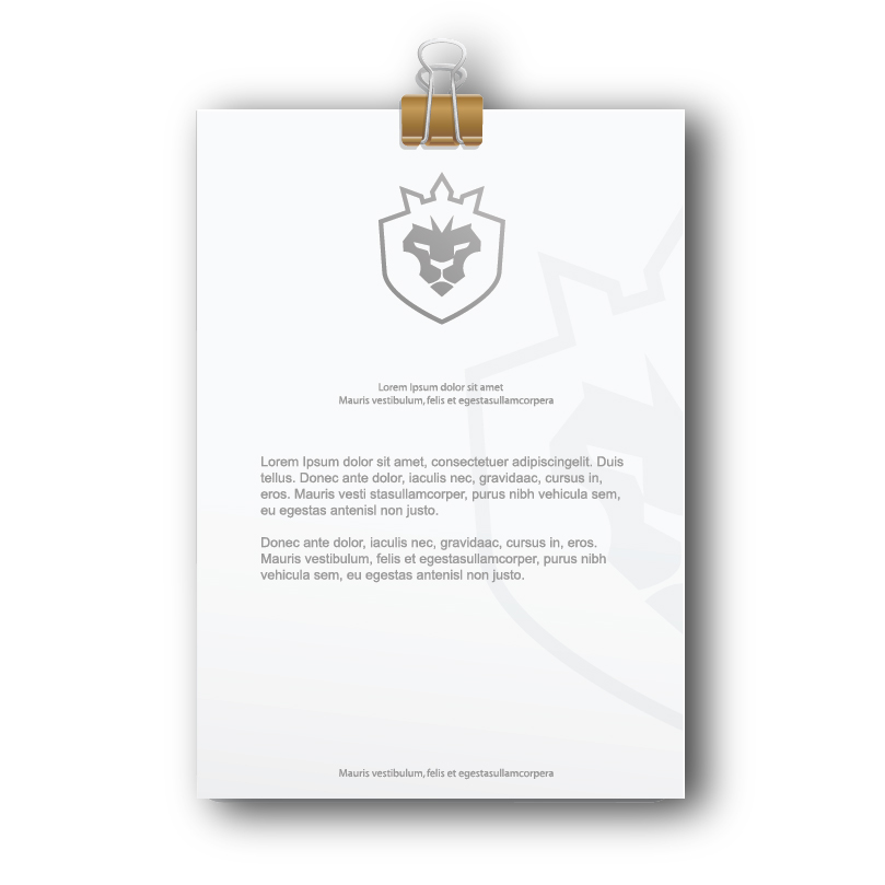 Giấy tiêu đề - Letterheads