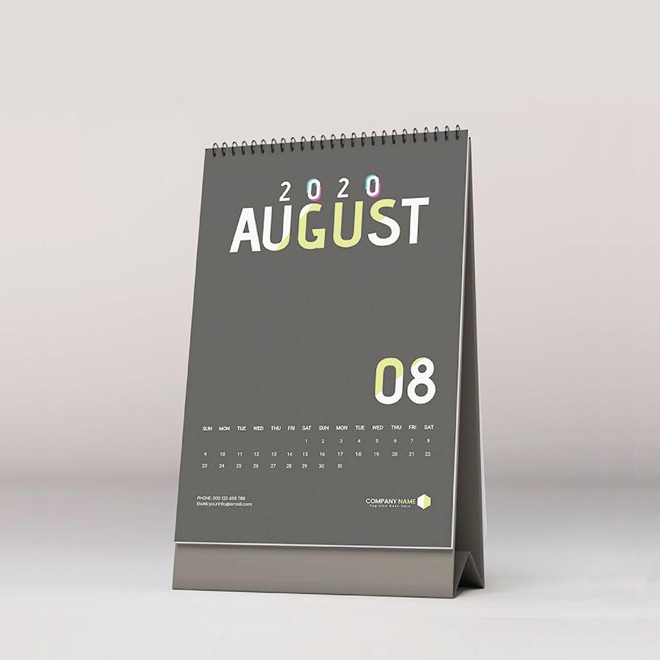 LỊch để bàn - Table Calendars