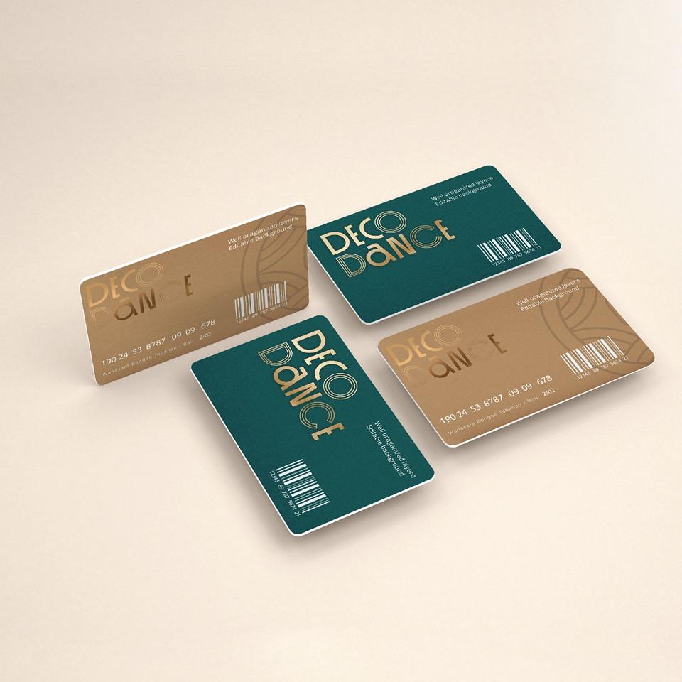Thẻ nhựa cao cấp