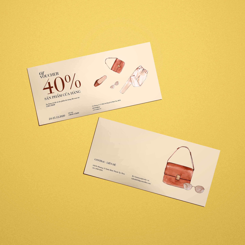 Phiếu Quà Tặng Giá Rẻ