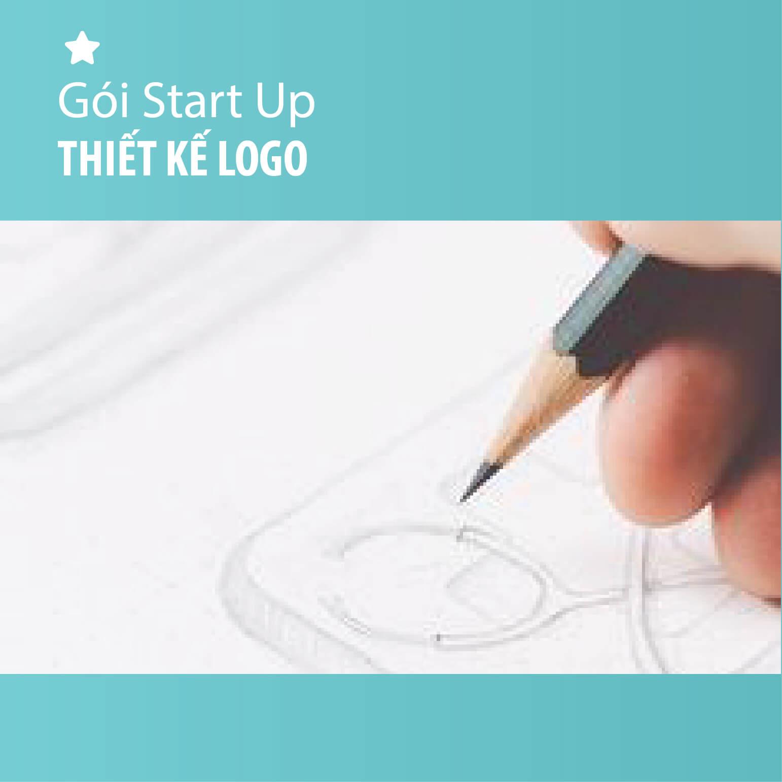 Thiết kế logo - Gói Start Up