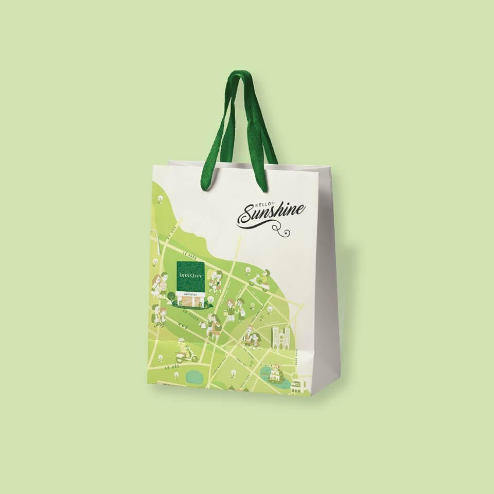 Thiết kế Túi giấy