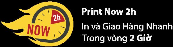 PrintNow - dịch vụ in nhanh và nhận hàng chỉ trong 2h